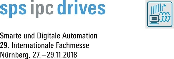 Logo SPS IPC DRIVES 2018